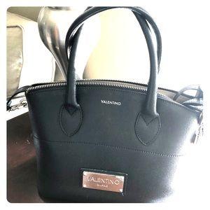 Valentino Saffiano Leather Satchel